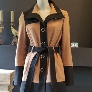 Black Rivet Womens Coat